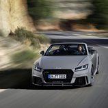 Capó gris del Audi TT RS Roadster 2016