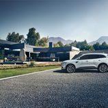 Lateral del Renault Koleos 2016