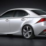 Zaga del restyling del lexus is 2016