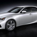Lateral del nuevo Lexus IS 2016