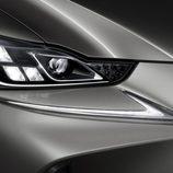Ópticos delanteros del nuevo Lexus IS
