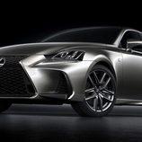 Frontal del nuevo Lexus Is 2016
