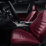 Asiento del conductor de Lexus IS300h 2016