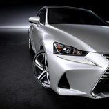 Cromados del nuevo Lexus IS 2016