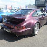 Porsche 964 purpura