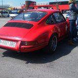 Zaga del Porsche 911 clásico