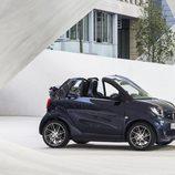 Lateral del nuevo Brabus Smart ForTwo Cabrio 2016