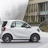 Lateral del nuevo Brabus Smart ForTwo 2016