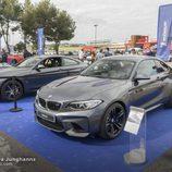 BMW M4 GTS y BMW M2