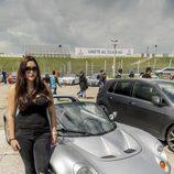 Elisa Artioli y el Lotus