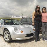 Pose con el Lotus