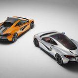McLaren presentaba el 570GT en 2016
