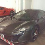 McLaren 650s Spider 2016 en Tenerife