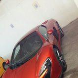 El 650S spider 2016 en el garage