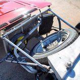 subchasis delantero del Lancia 037 prototipo