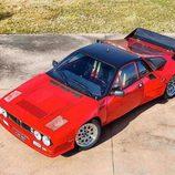 Vista superior del Lancia 037