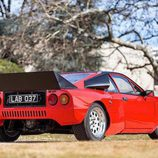 Trasera del prototipo del 037 Rally