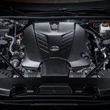 Motor del nuevo Lexus LC 500