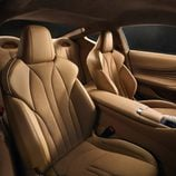 Cuero beige del nuevo LC 500
