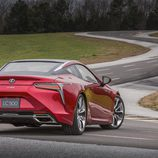 Difusor del nuevo Lexus LC 500h