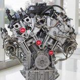 Motor V6 EcoBoost del Ford F-150 2017