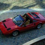Superior del Ferrari 308 GTS de 1984