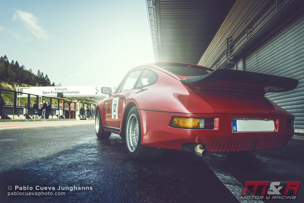 Porsche Days en Spa Francorchamps edición 2016