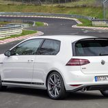 Difusor del Volkswagen Golf GTI 2016