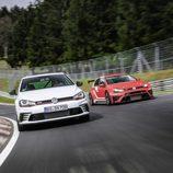 Golf GTI en Nurburgring 2016