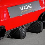 Escapes del Ferrari 488 de vos perfomance 2016