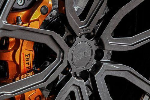 Pinza de freno del 488 GTB 2016 de VOS Perfomance