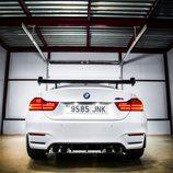 Difusor del BMW M4 CS