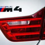 Emblema del M4 CS