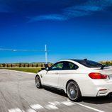 Faros traseros del BMW M4 CS