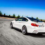 Parachoques trasero del nuevo BMW M4 CS