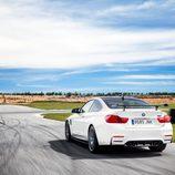 Escapes traseros del BMW M4 CS 2016
