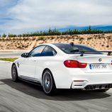 Salida de aire del BMW M4 CS 2016