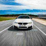 Vista frontal del BMW M4 CS