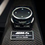 iDrive del BMW M4 CS