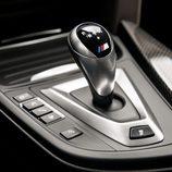 Palanca de cambios del BMW M4 CS