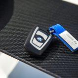 Llaves del BMW M4 CS 2016