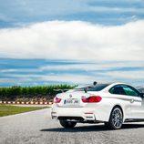 Posterior del BMW M4 CS 2016
