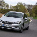 Capó del Opel Astra Biturbo