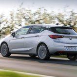 Difusor del Opel Astra 2016
