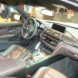 Interior del nuevo BMW M4 CS