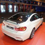 Vista trasera del BMW M4 CS en Ifema