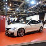 El BMW M4 CS en su stand