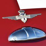 Decoración del Ferrari 340 America de 1951