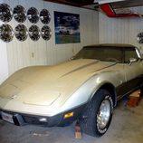 El escondite del Corvette