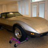 Descubierto Chevrolet Corvette L82 Silver Anniversary de 1978